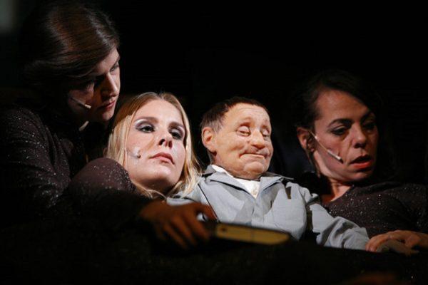 Suse Wächter Brecht Theater Oberhausen
