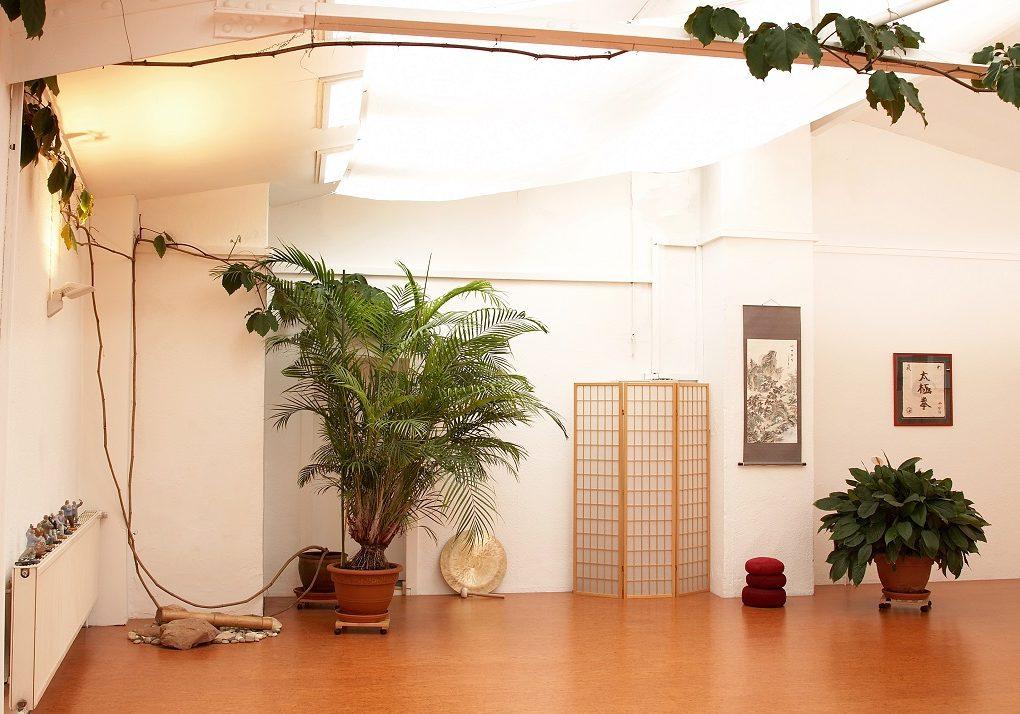 Unterrichtsraum Tai Chi Schule Duisburg